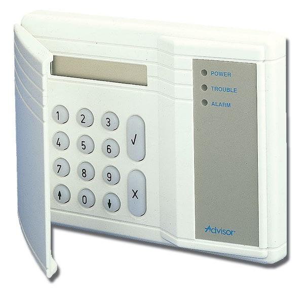 Aritech CS3008 panel til CS eller CD sentraler